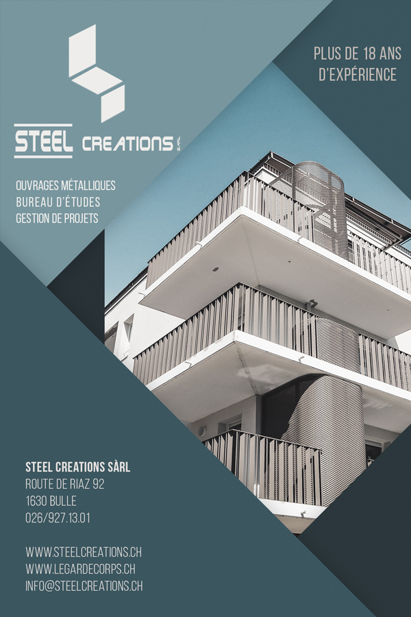 Steel Créations – PRINT